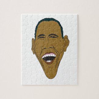 Obama Caricature Jigsaw Puzzle