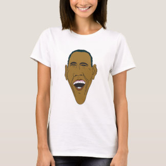 Obama Caricature T-Shirt
