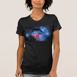 Obama Celestial Bodies Women's shirt