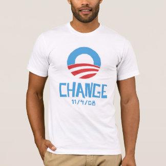 Obama Change Light Men's T-shirt