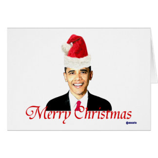 Merry Christmas Obama Gifts - T-Shirts, Art, Posters & Other Gift ...