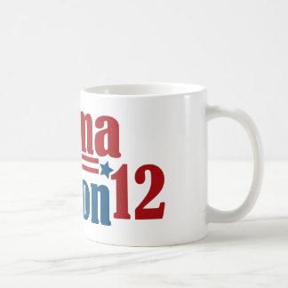 obama clinton 2012 mugs