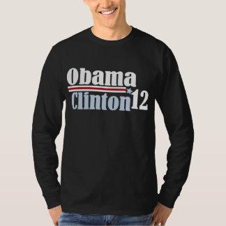 obama clinton 2012 shirts