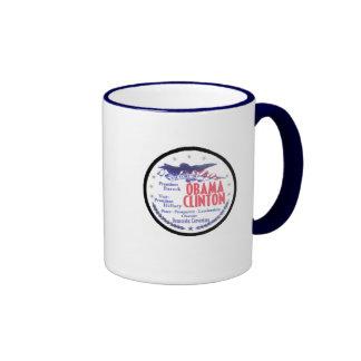 OBAMA CLINTON Pres-VP Mug