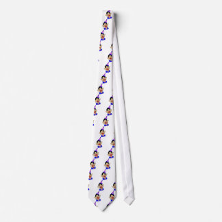 obama clown tie