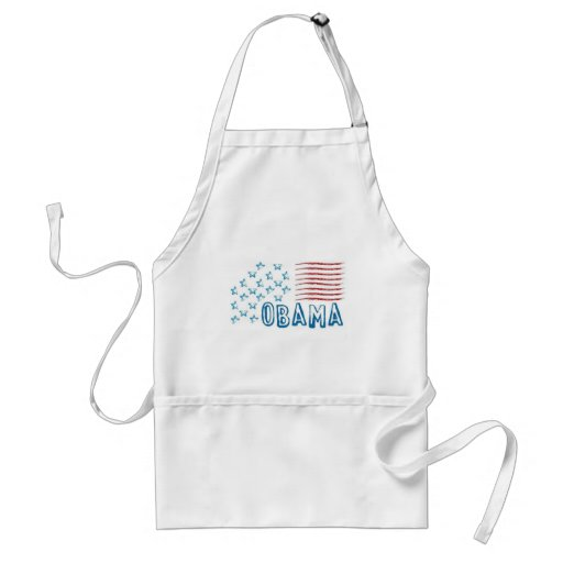 Obama Collection Apron