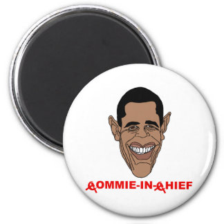 Obama: Commie-in-Chief Magnet