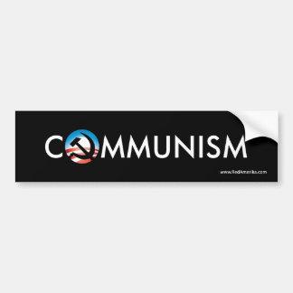 Obama Communism Hope Hammer Sticker