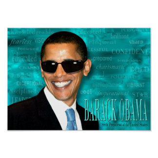 Obama Cool Poster