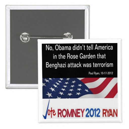 Obama didn't call Benghazi attack terrorism Button
