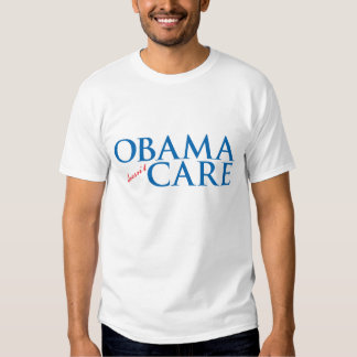 Obama Doesn't Care Tshirts