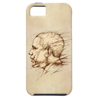 Obama, Drawing iPhone 5 Cases