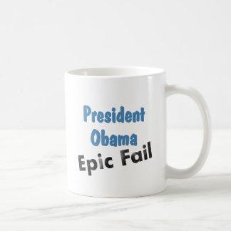 Obama epic fail coffee mugs