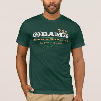 O'BAMA Extra Stout 44 Dark American Apparel, green T-Shirt