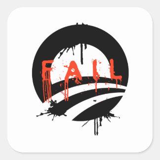 Obama Fail Stickers
