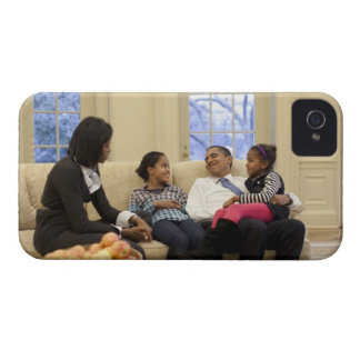 Obama Family Case-Mate iPhone 4 Case