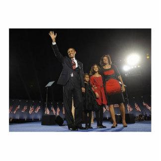 Obama Family Sculpture Photo Sculptures