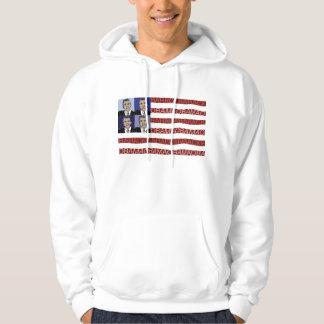Obama Flag Hoodie