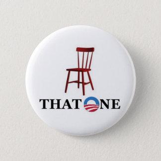 Obama for President 6 Cm Round Badge