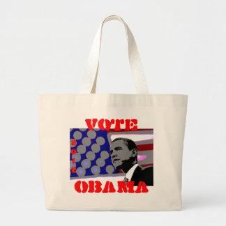 Obama for President Canvas Bag