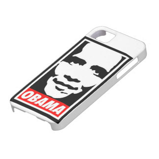 Obama For President iPhone 5 Cases