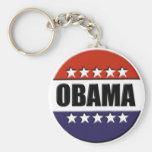 Obama for President Keychains