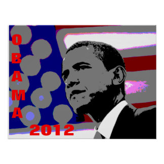 Obama for President Poster