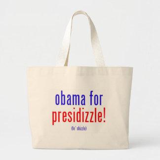 Obama for presidizzle bags
