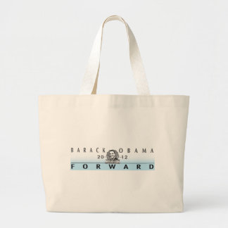 Obama Forward 2012 Jumbo Tote Bag