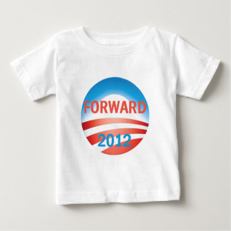 Obama FORWARD Baby T-Shirt