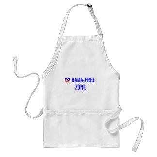 obama-free zone adult apron