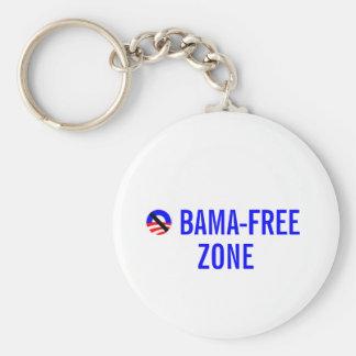 obama-free zone key chain