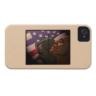 Obama Future, Bush Past iPhone 4 Covers