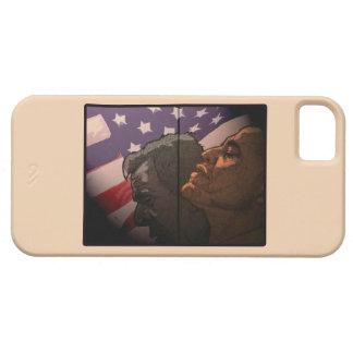 Obama Future, Bush Past iPhone 5 Case