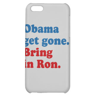 Obama get gone. Bring in Ro iPhone 5C Covers