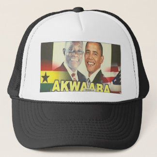 OBAMA GHANA  TRUCKING CAP
