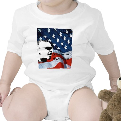 Obama Gifts 2 Rompers