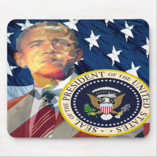 Obama Gifts 3 Mouse Mat