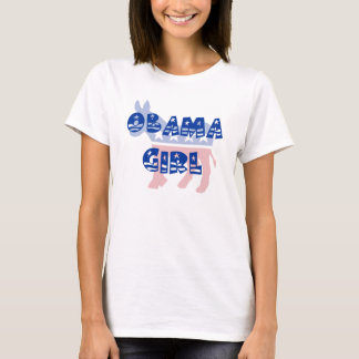 Obama Girl Democrat T-Shirt