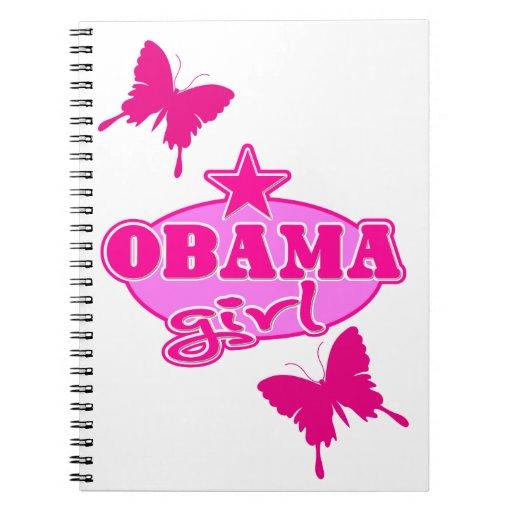 Obama Girl Journal