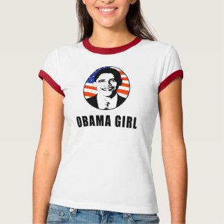 Obama Girl T Shirts