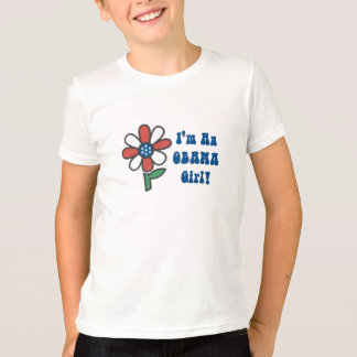 Obama Girl Tees for Kids