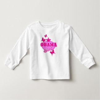 Obama Girl Toddler T-Shirt