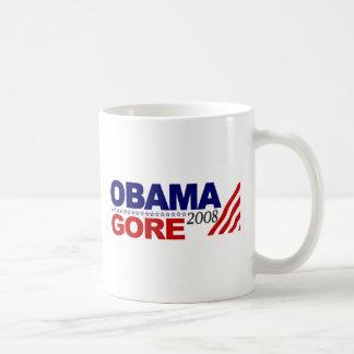Obama Gore 2008 Mugs