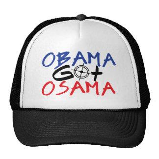 Obama Got Osama Mesh Hat
