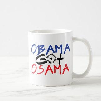 Obama Got Osama Coffee Mugs