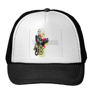 Obama graphic design hats