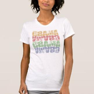 Obama Grunge T-shirts
