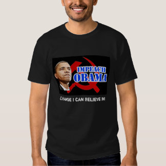 Obama Hammer and Sickle2, Change I can believe in! Tee Shirt