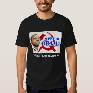 Obama Hammer and Sickle, Change I can believe in! Shirts